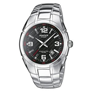CASIO Watch Stainless Steel Mineral glass
