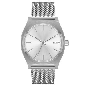NIXON Watch Stainless Steel Mineral glass