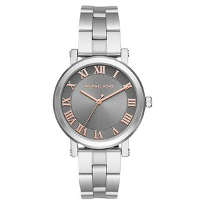 Michael Kors Watch Stainless Steel Mineral glass