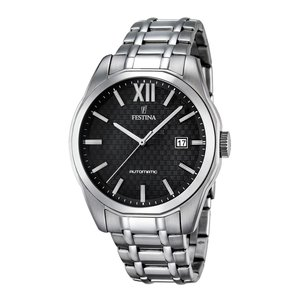 Festina Watch Stainless Steel Mineral glass