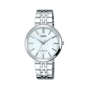 LORUS Watch Stainless Steel Mineral glass