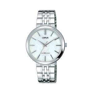 LORUS Reloj Acero fino Cristal mineral