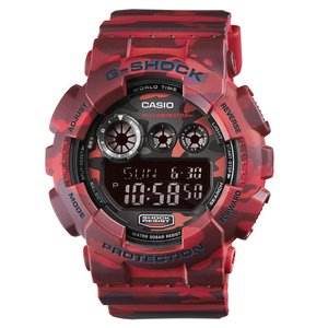 CASIO G-SHOCK Uhr Resin Mineralglas