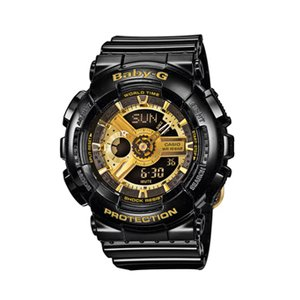 CASIO Baby-G Watch Resin Mineral glass