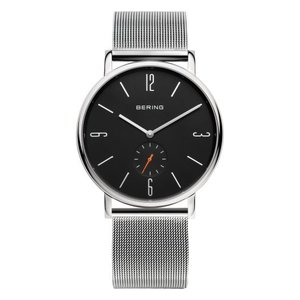 BERING  Stainless Steel Sapphire glass