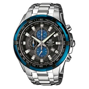 CASIO  Stainless Steel Mineral glass