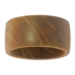 Fingerring Teak wood