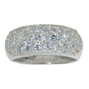Ring Silver 925 zirconia