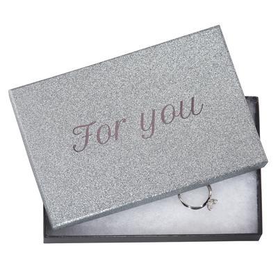 Geschenkverpackung Karton Buchstabe Zahl Ziffer