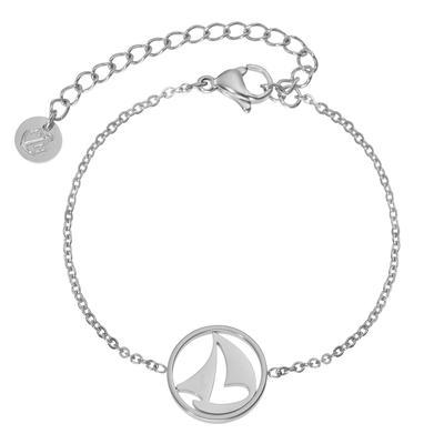 PAUL HEWITT Bracelet Acier inoxydable Ancre corde navire