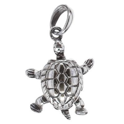 Kinder Halskette Schildkröte
