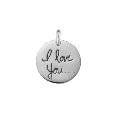 Silber-Anhänger Silber 925 Love Liebe