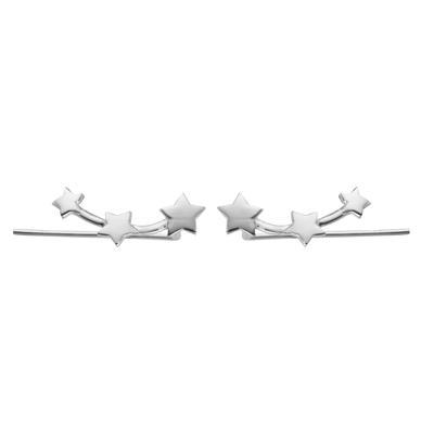 Orecchini Argento 925 Stella