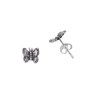Kinder Ohrringe Schmetterling Sommervogel
