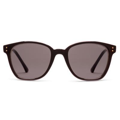 KOMONO Sonnenbrille Kunststoff Polycarbonat Tierfell Tiermuster Fellmuster