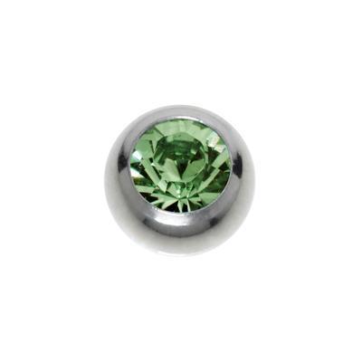 Piercing Titan Hochwertiger Kristall