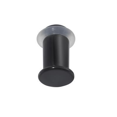 Plug Titan PVD Beschichtung (schwarz) PVC