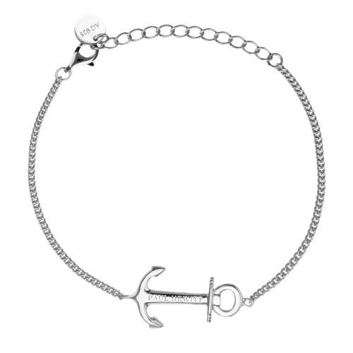 PAUL HEWITT Silber-Armkettchen Silber 925 Anker