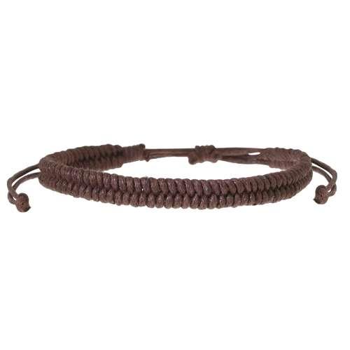 Geknüpftes Armband Baumwolle