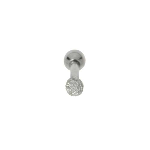 Ohrpiercing Chirurgenstahl 316L Silber 925