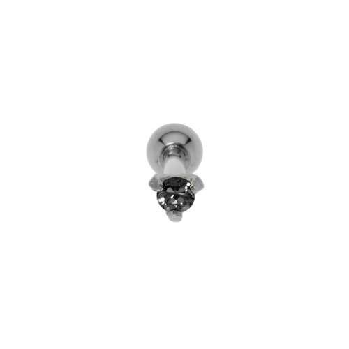 Orecchini Metallo chirurgico 316L Zircone