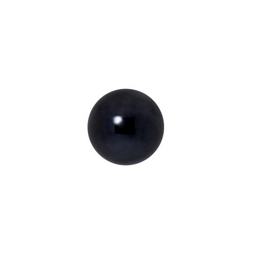 1.2mm Piercing-Kugel Chirurgenstahl 316L Email