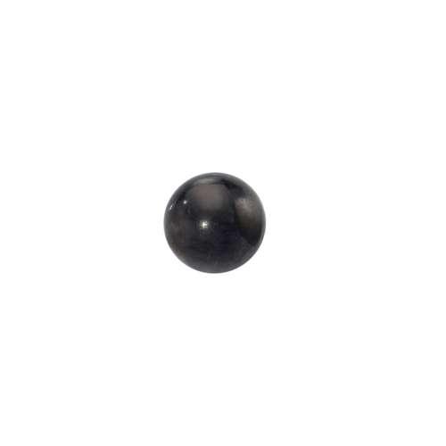 1.2mm Piercing-Kugel Chirurgenstahl 316L PVD Beschichtung (schwarz)