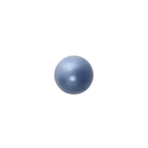 1.2mm Piercing-Kugel Synthetische Perle