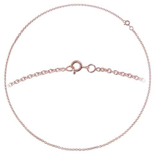 Silber-Halskette Silber 925 Gold-Beschichtung (vergoldet)