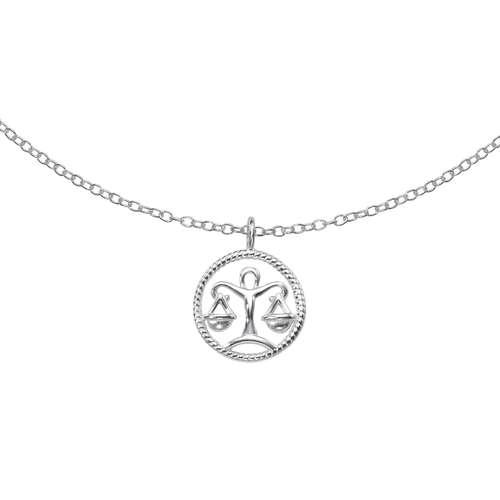Halsschmuck Silber 925 Sternzeichen Horoskop