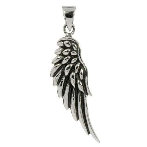 Silber-Anhänger Silber 925 Flügel