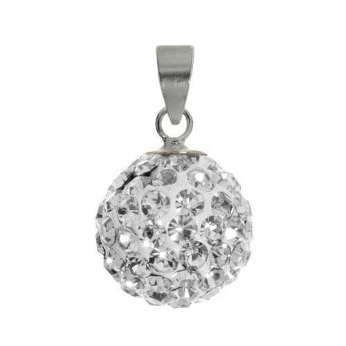 Silber-Anhänger Silber 925 Kristall