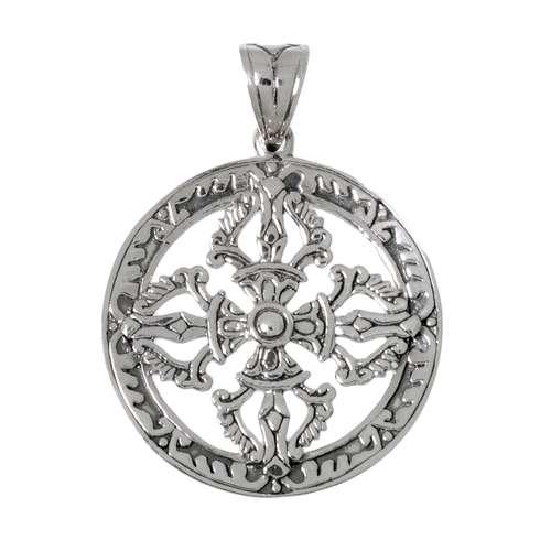 Silber-Anhänger Silber 925 Kreuz