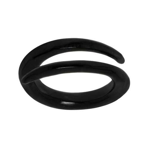 Plug Buffalo Horn Spirale