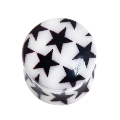 Plug Acrylglas Stern