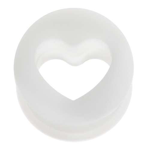 Plug PVC Herz Liebe