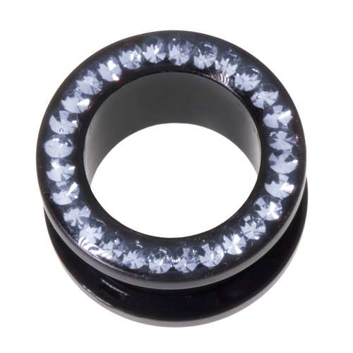 Plug Acrylglas Kristall Epoxiharz