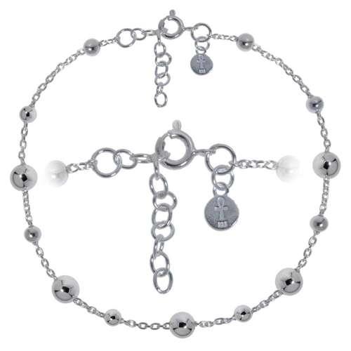 Silber-Armkettchen Silber 925