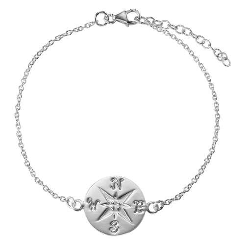 Silber-Armkettchen Silber 925 Anker Seil Schiff