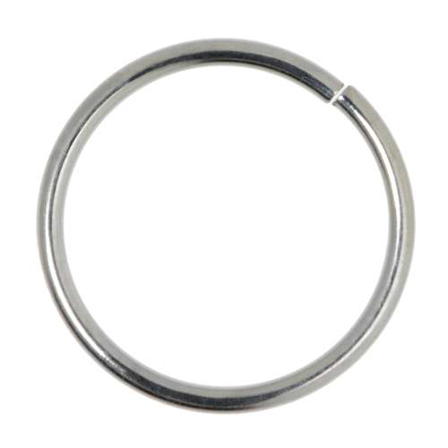 Neusring Chirurgisch staal 316L