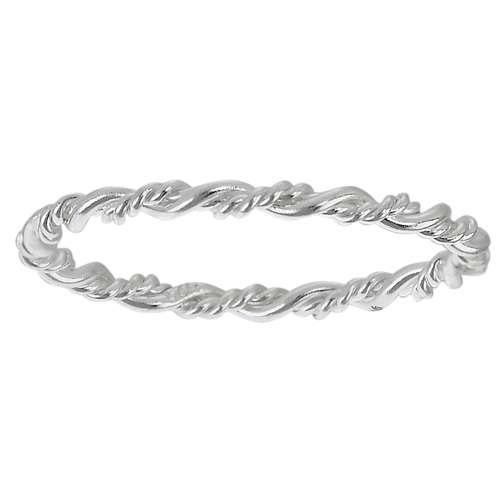 Ring Silver 925 Eternal Loop Eternity