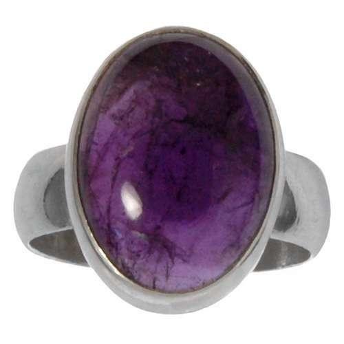 Fingerring Silber 925 Amethyst