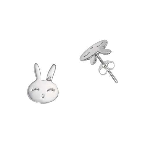Kinder Ohrringe Hase Kaninchen
