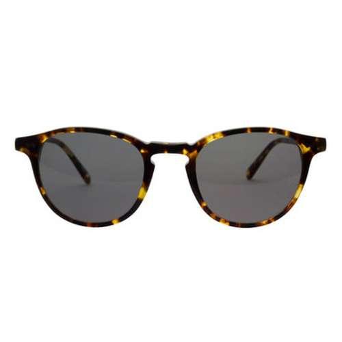 FILTRATE Sonnenbrille Kunststoff Resin Tierfell Tiermuster Fellmuster