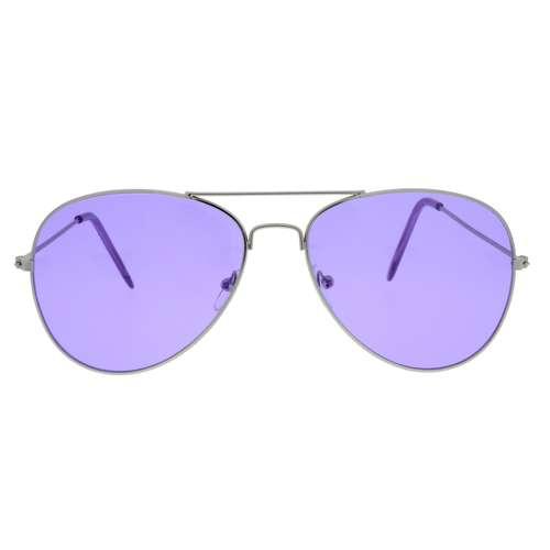 Sonnenbrille Metall Acrylglas Tropfen Tropfenform Wassertropfen