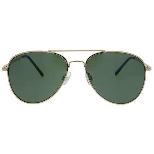 Sonnenbrille Metall PVD Beschichtung (goldfarbig) Acrylglas