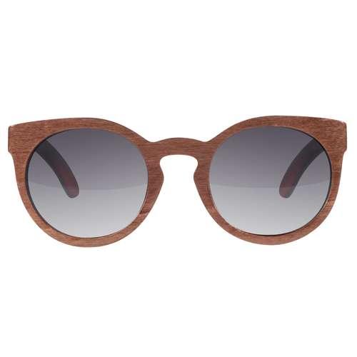 PALO WOOD Sonnenbrille Ahorn Zeiss Gläser Jamaica Reggae Streifen Rillen Linien