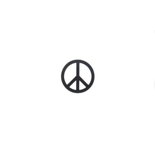Fake-Tattoo Peace Taube Frieden
