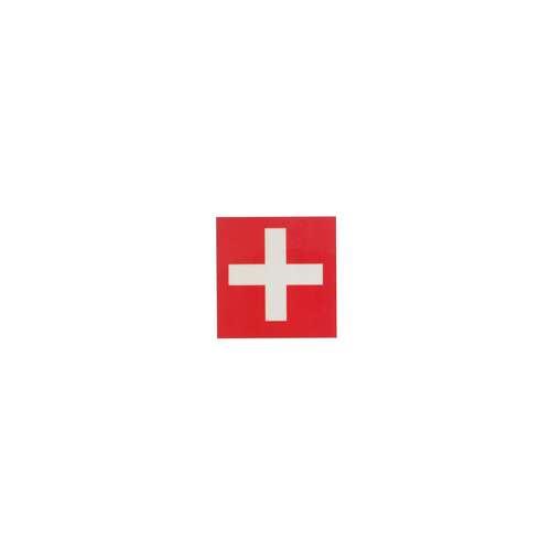 Fake-Tattoo Schweiz Schweizerkreuz