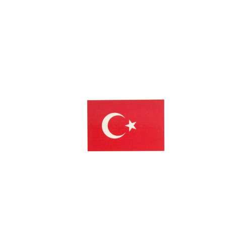 Fake-Tattoo Türkei Mond Halbmond Stern
